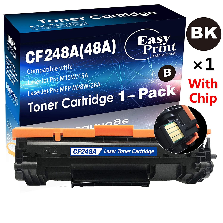 EasyPrint - Cartucho de tóner Compatible CF248A 48A para ...