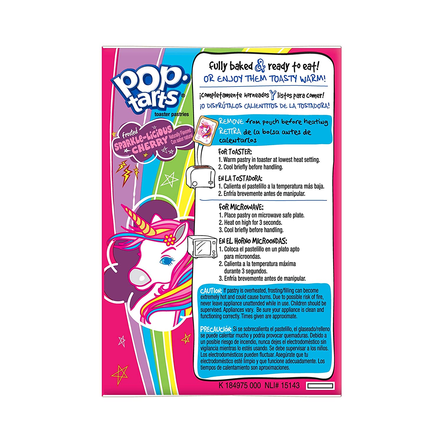 Amazon.com: Pop-Tarts Toaster Pastries, Limited Edition ...