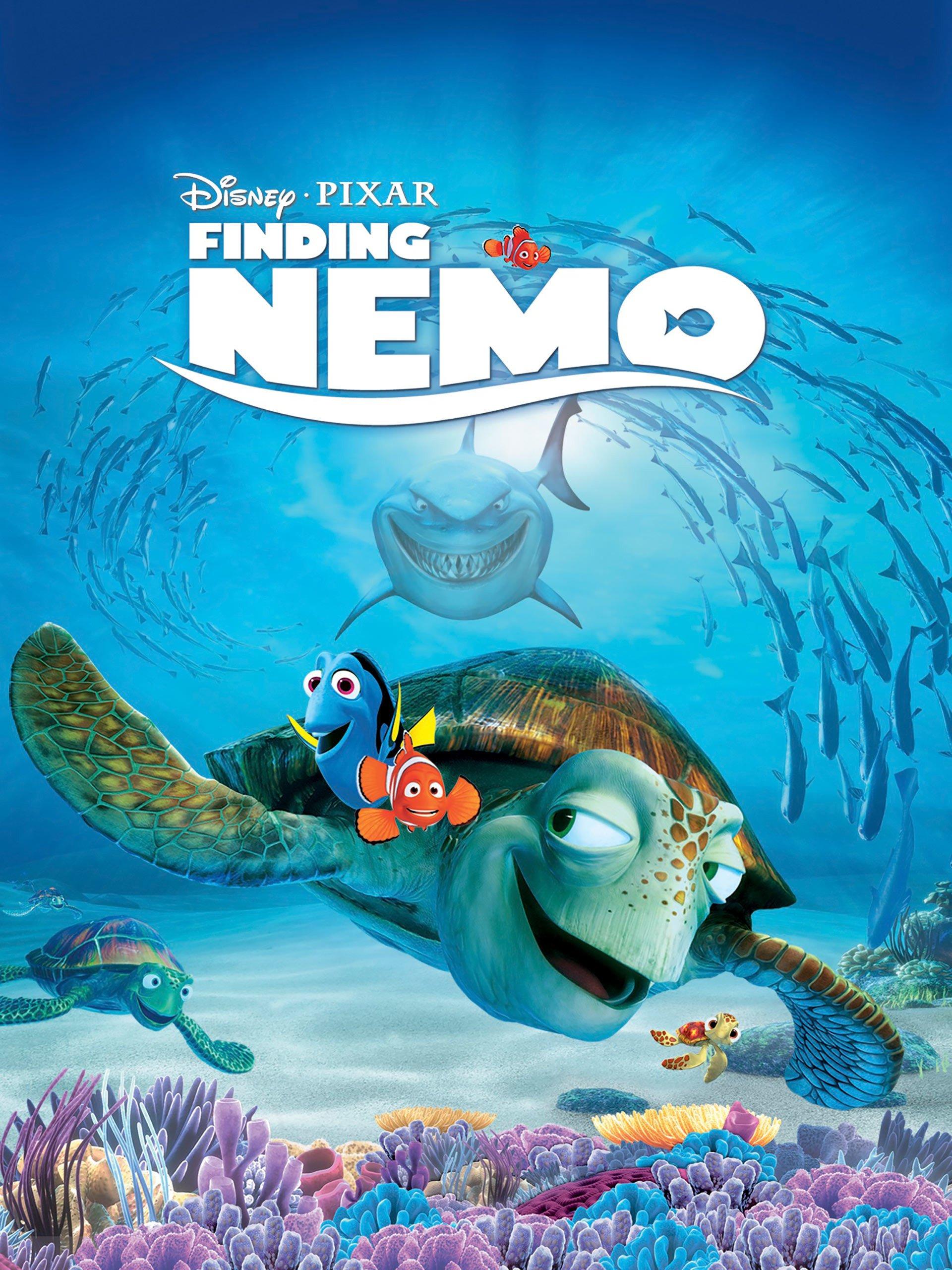 9501ae4ffb Amazon.com: Watch Finding Nemo | Prime Video