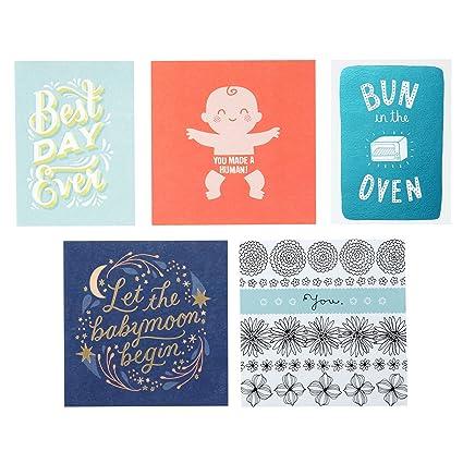 hallmark studio ink baby card assortment pregnancy congratulationsbaby showerpregnancy support - Pregnancy Congratulations Card
