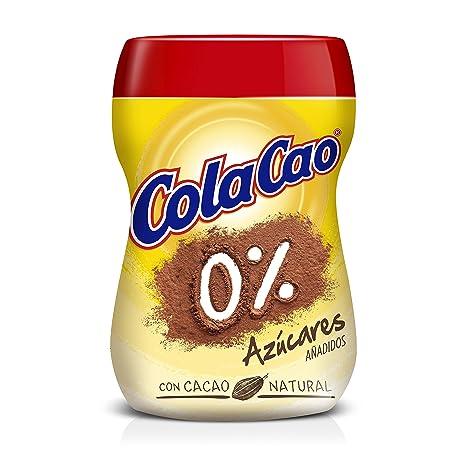 Cola-Cao Polvo de Cacao, 0% azúcares - 300 g