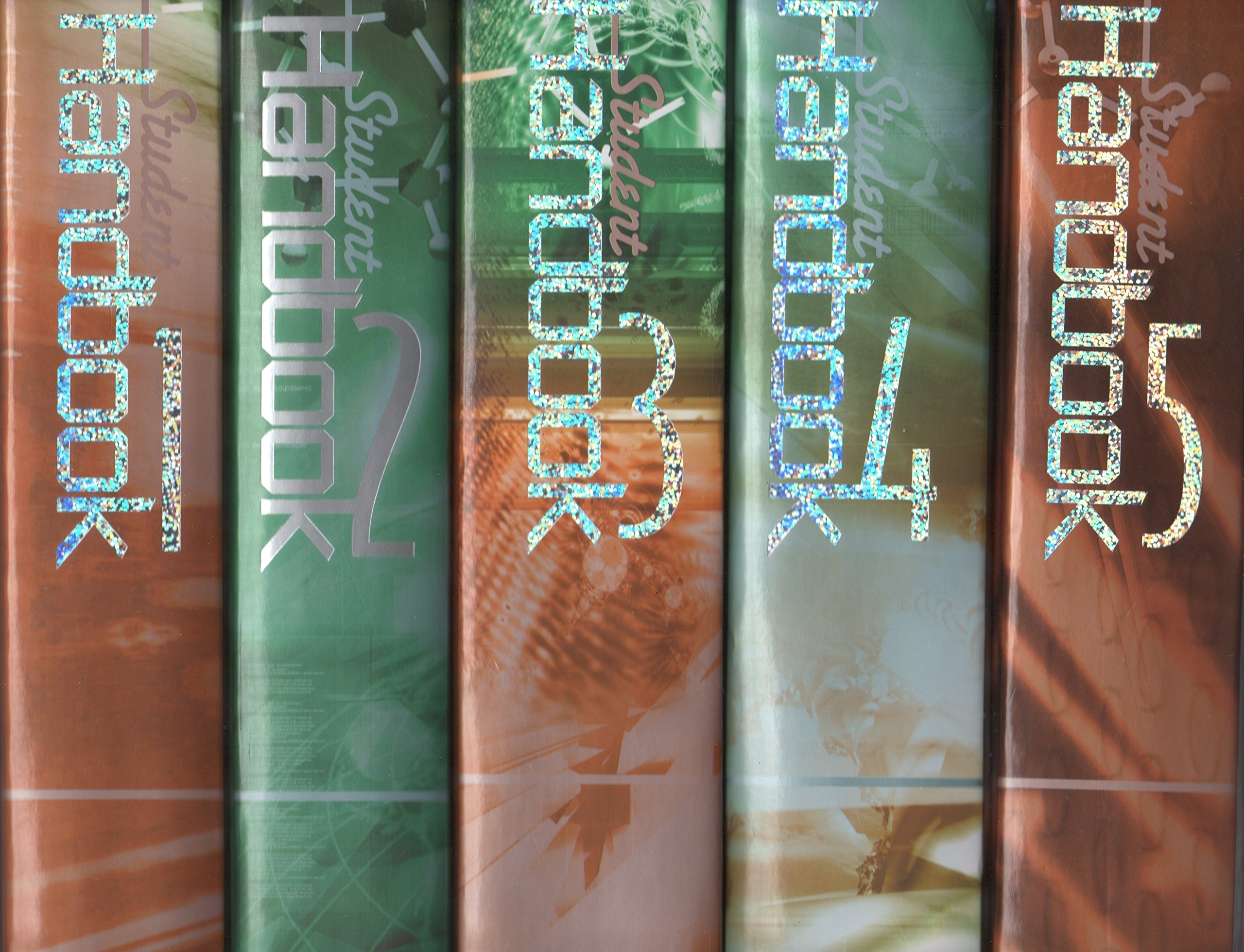 STUDENT HANDBOOK VOLUMES 1-5, 2005 EDITION pdf epub
