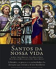 Box Santos da nossa vida: São José, Santa Teresinha, Santa Rita de Cássia, Nossa Senhora Desatadora, Santo Antônio