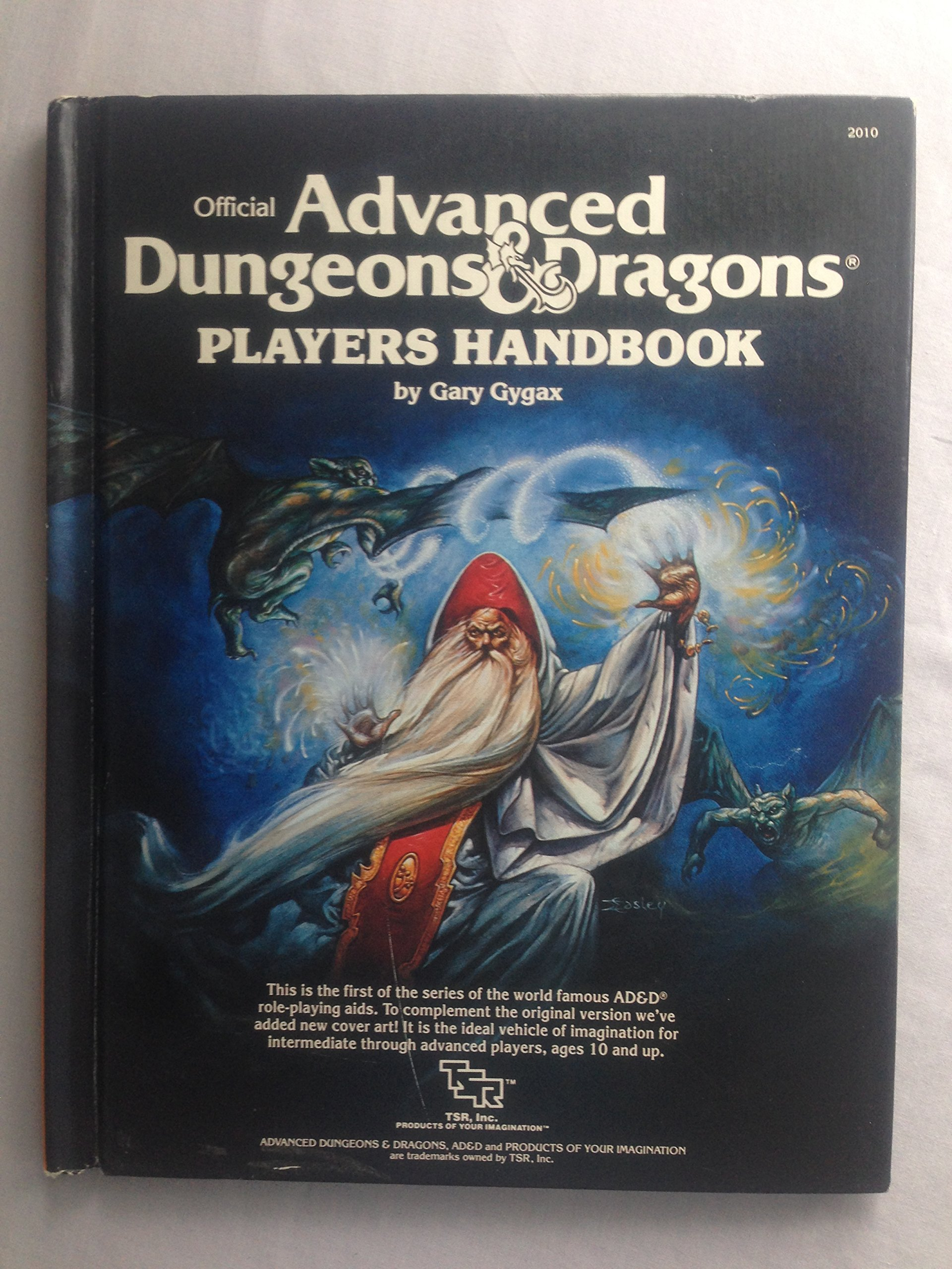 Advanced Dungeons /& Dragons Players Handbook Dungeon Master/'s Guide free shippin