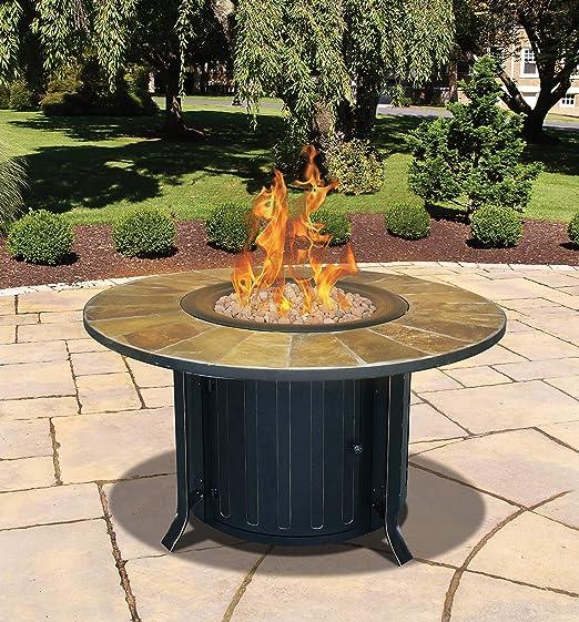 Amazon.com: Bond Fabricación Montini Gas Fire TBL 46,