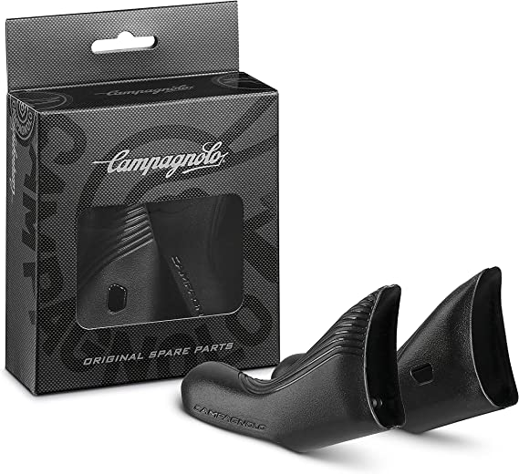 Campagnolo left shift hoods 2 different styles