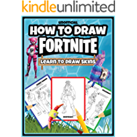 How to Draw Fortnite: Learn to Draw Skins (Unofficial Book Book 1) (English Edition)