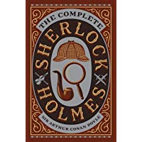 The Complete Sherlock Holmes: Barnes & Noble Leatherbound Classics