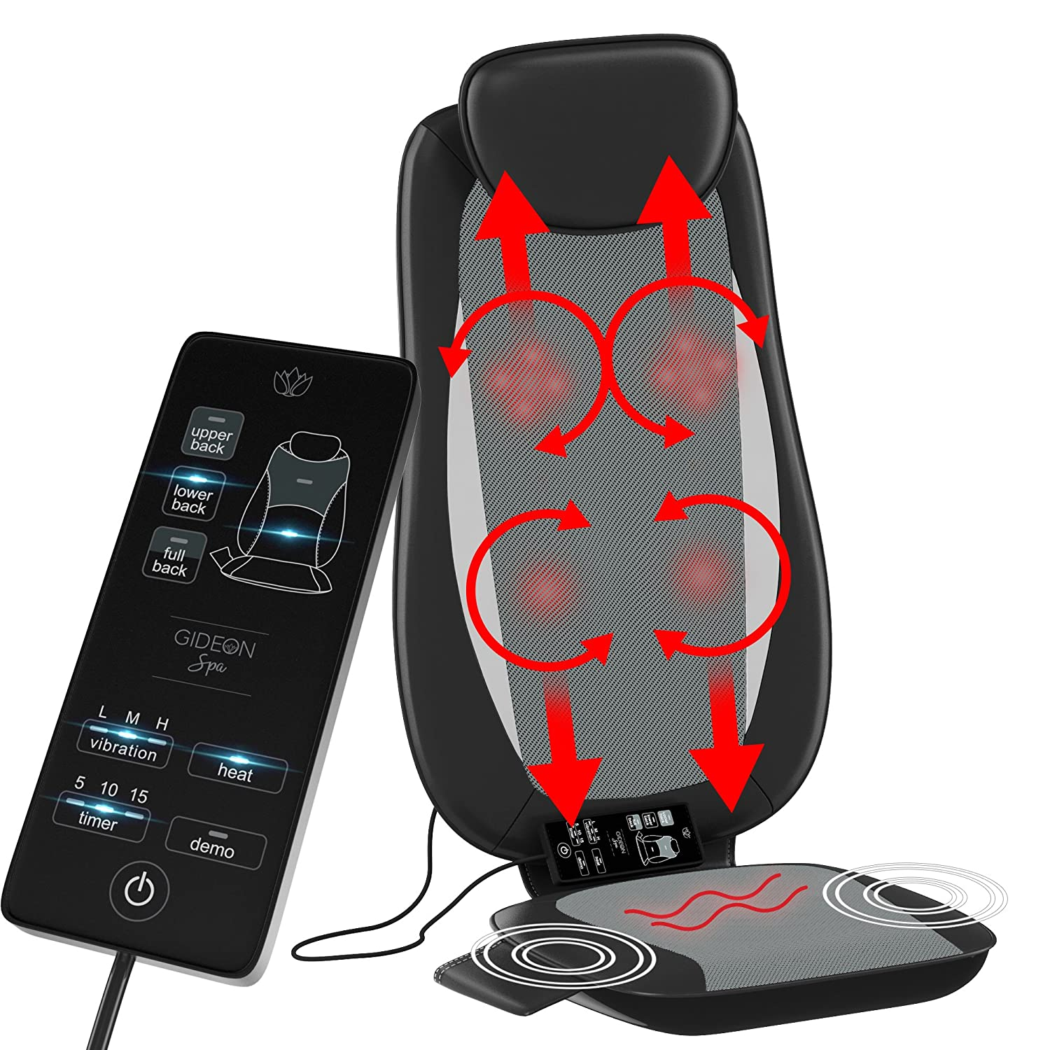 Image result for Gideon GD-MSG-CS2 Luxury Massager
