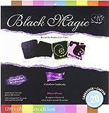 "Core'dinations Black Magic cartoncino Asst 12 ""X 12"" 20/Pkg-Hocus Pocus"