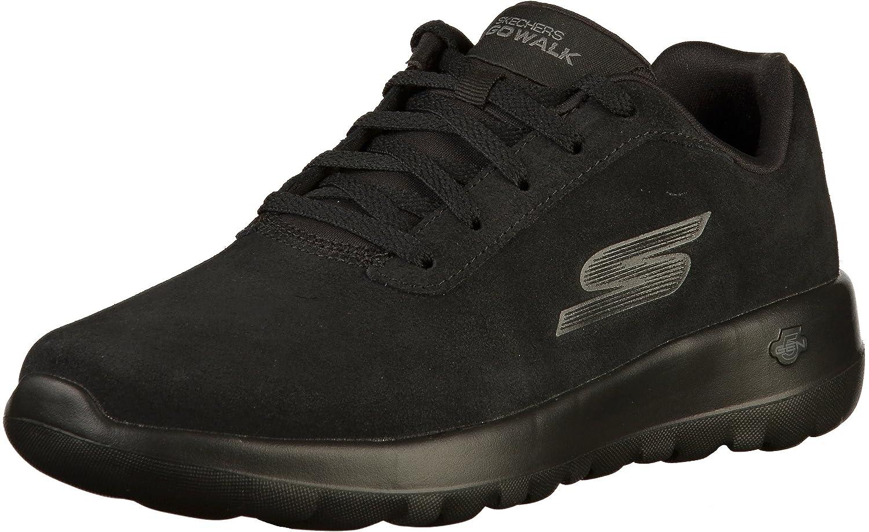 Skechers Go Walk Joy-Evaluate, Zapatillas para Mujer 36.5 EU|Negro (Black Bbk)