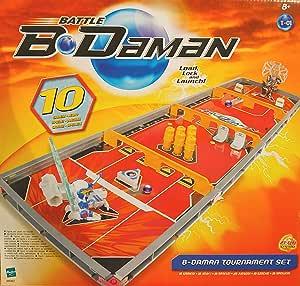 Battle B-daman Tournament - Juego de Mesa (10 emocionantes Juegos): Amazon.es: Juguetes y juegos
