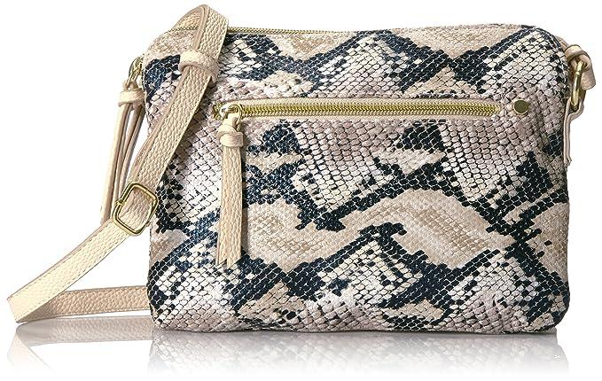 Amazon.com: playera & Jeans sintética serpiente doble cierre ...