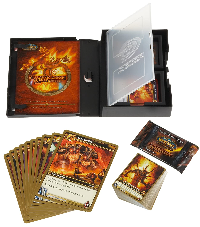 World of Warcraft 220436 Raid Deck 2, Der geschmolzene Kern, deutsc