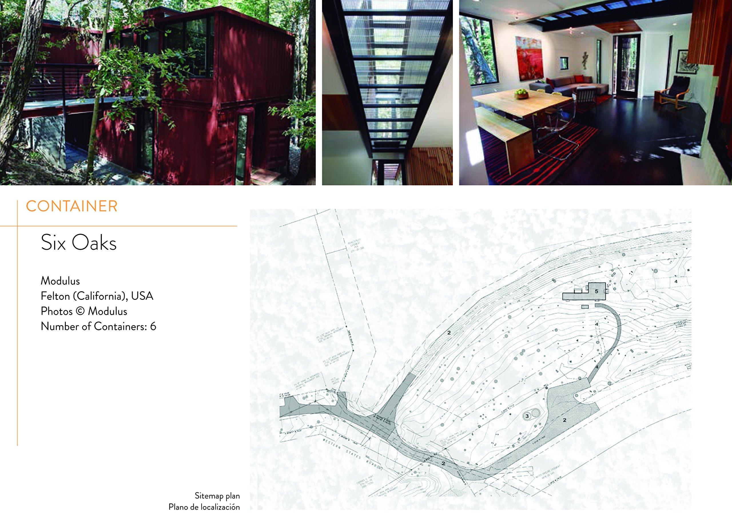 Container & Prefab House Plans: Patricia Martínez