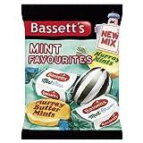 Maynards Bassetts Mint Favourites Sweets, 192g