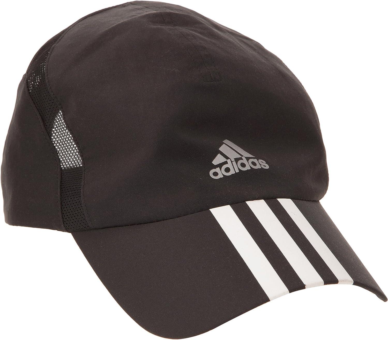 adidas Cap 3-Stripes Climacool Cap - Gorra de náutica, Color Negro ...