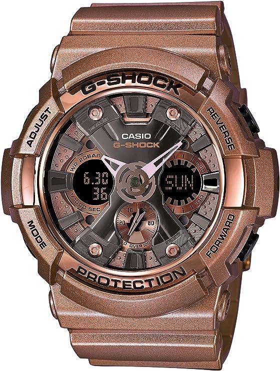 [カシオ] 腕時計 ジーショック Crazy Gold GA-200GD-9BJF