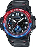 Casio G-Shock Gulfmaster Analogue/Digital Mens Black Watch GN1000-1A GN-1000-1ADR