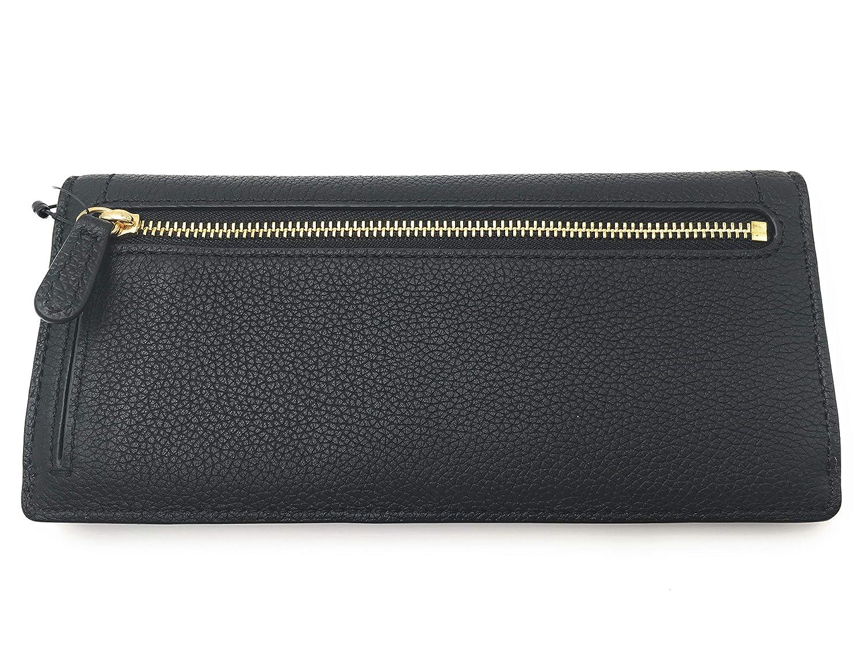 afa420bd91b0 Amazon.com: MICHAEL KORS HAYES Pebbled Leather Flat Wallet: Clothing