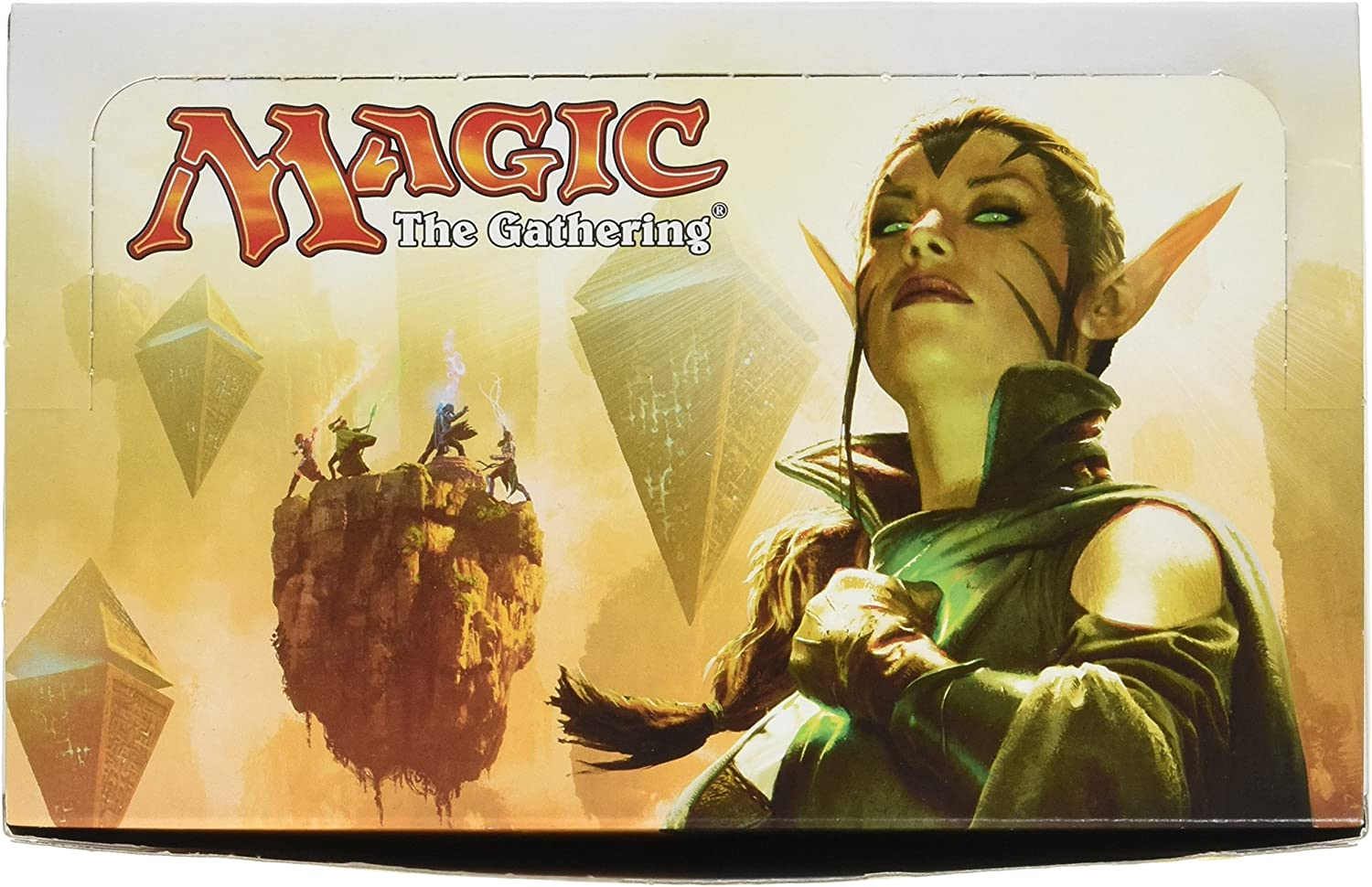 Factory Sealed MTG Magic the Gathering Born of the Gods Fat Pack FREE SHIP