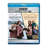 Comedy Double Feature (Grumpy Old Men / Grumpier Old Men) // Programme double comédie (Les vieux garçons / Encore les vieux grincheux) (Bilingual) [Blu-ray]