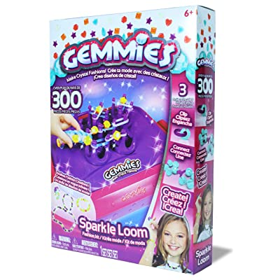 Gemmies - Sparkle Loom Fashion Kit: Toys & Games