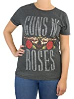 Guns N Roses Camiseta Para Mujer - Guns and Roses