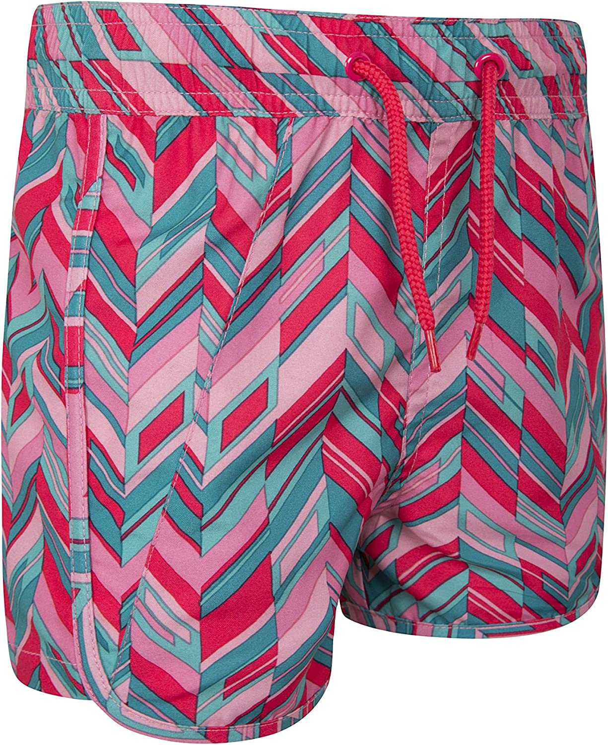 Mountain Warehouse Patterned Boys Boardshorts Kids Swim Shorts