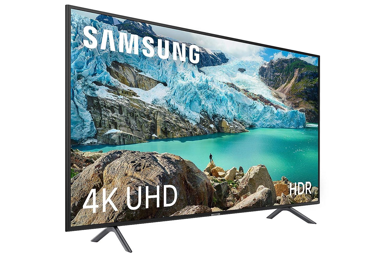 """Samsung UE65RU7105 - Smart TV 2019 de 65"""" con Resolución 4K UHD, Ultra Dimming, HDR (HDR10+), Procesador 4K, One Remote Experience, Apple TV y Compatible con Alexa"""