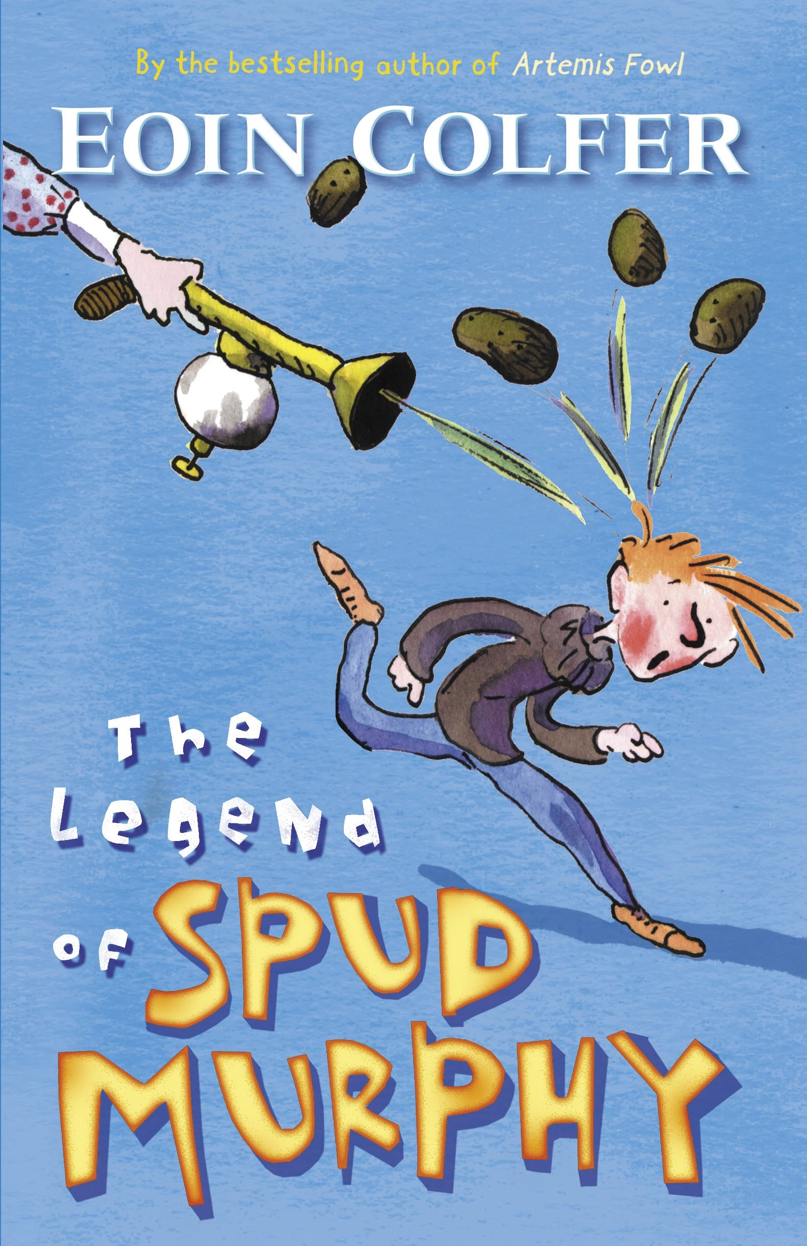 the legend of spud murphy young puffin story books amazon co uk