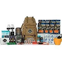 Sustain Supply Co. Premium Family Emergency Survival Kit