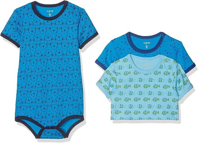 Exclusive Care Baby Boys Bodysuit