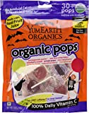 YumEarth Organic Halloween Lollipops, 7.4 Ounce