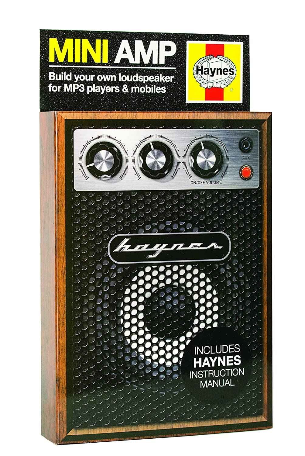 Buy Haynes Mini Amplifier Kit