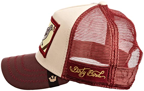 cf95ead58acd8 Goorin Bros. Men's Animal Farm Trucker Hat, Black/Waxed Beaver, One Size:  Amazon.ca: Clothing & Accessories