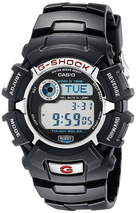2b573931ff3 Casio Men s G2310R-1 G-Shock Tough Solar-Powered Sports Watch  Casio ...