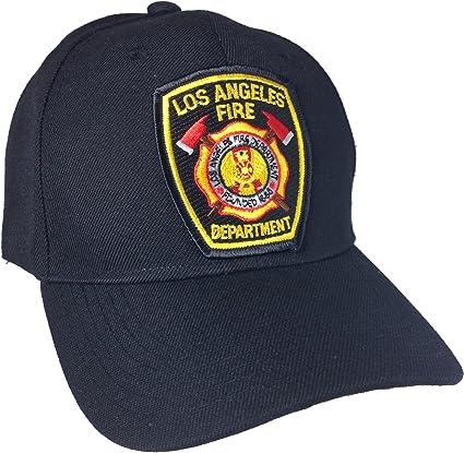 City Seal Hat Flexfit Color Navy Blue Size L//XL City Of Los Angeles Hat
