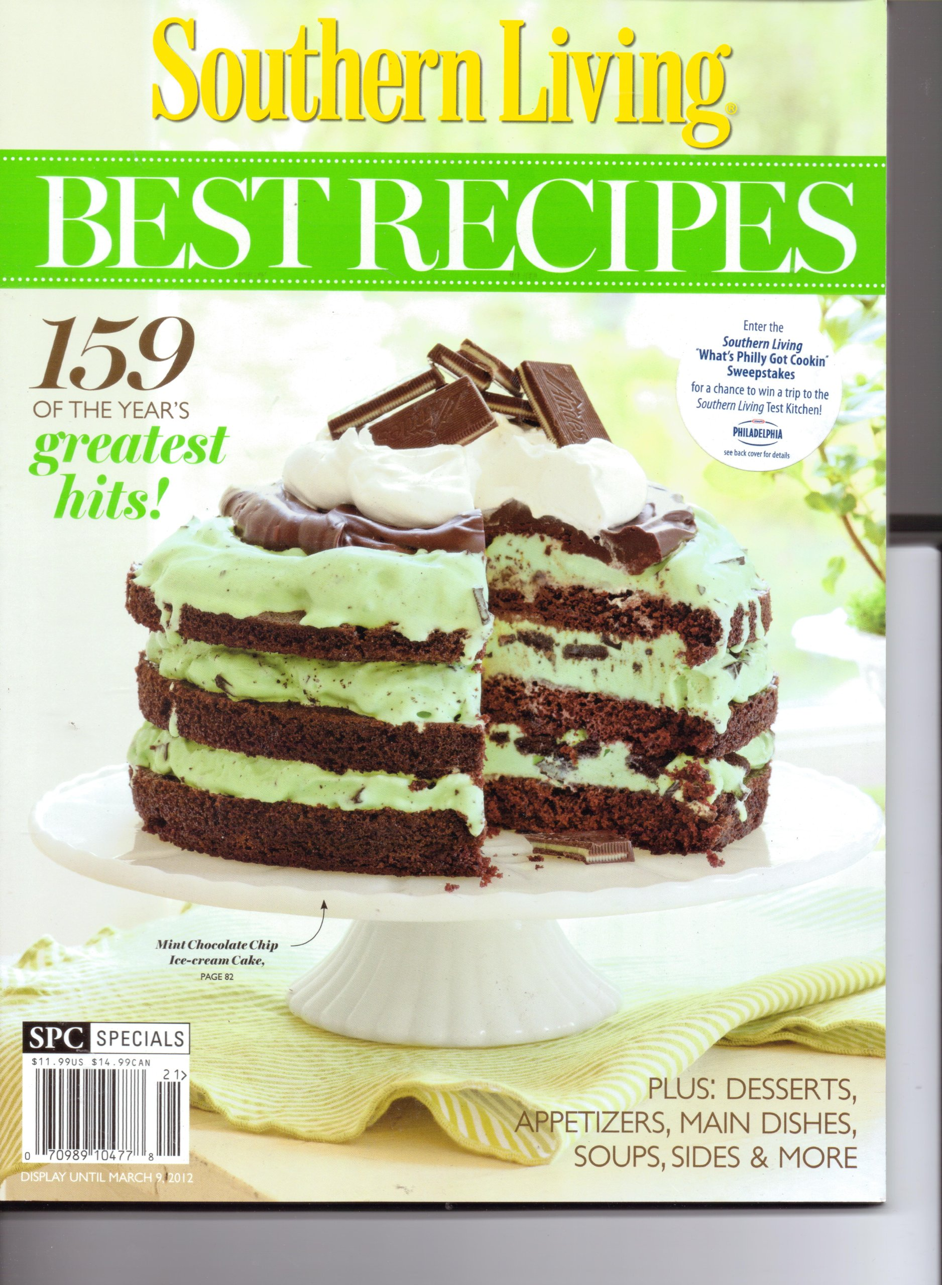 Southern Living BEST RECIPES Magazine  159 Of The Years Greatest