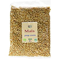 RITA LA BELLE Maïs Pop Corn Bio 1 kg - Lot de 2