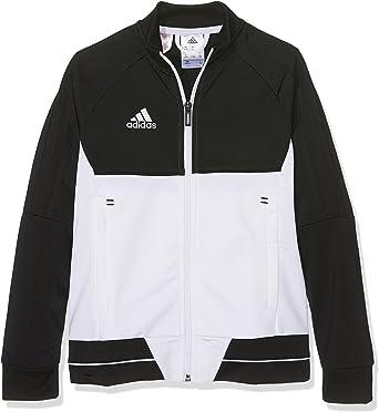 adidas Tiro 17 PES Jacket Chaqueta, Niños: Amazon.es: Ropa y ...