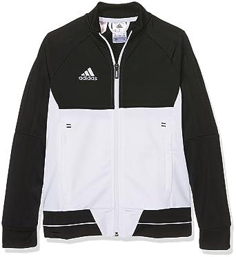 código promocional moda atractiva una gran variedad de modelos adidas Tiro 17 PES Jacket Chaqueta, Niños