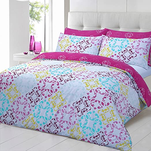 pieridae fearne cotton duvet cover u0026 pillowcase set bedding quilt case single double king bedding bedroom