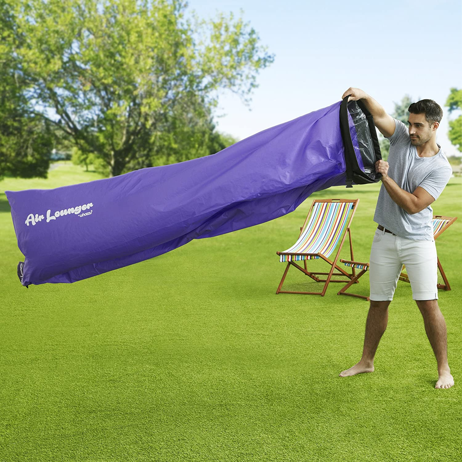 Scoop and Shut​ Best Inflatable Lounger