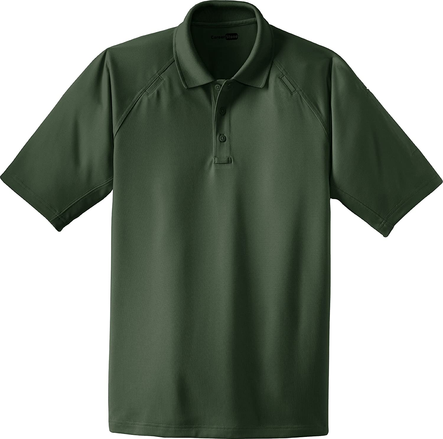 CornerStone Men's Select Snag Proof Tactical Polo
