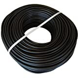Cable H05VV-F Manguera 3x0,75mm 100m (Negro)