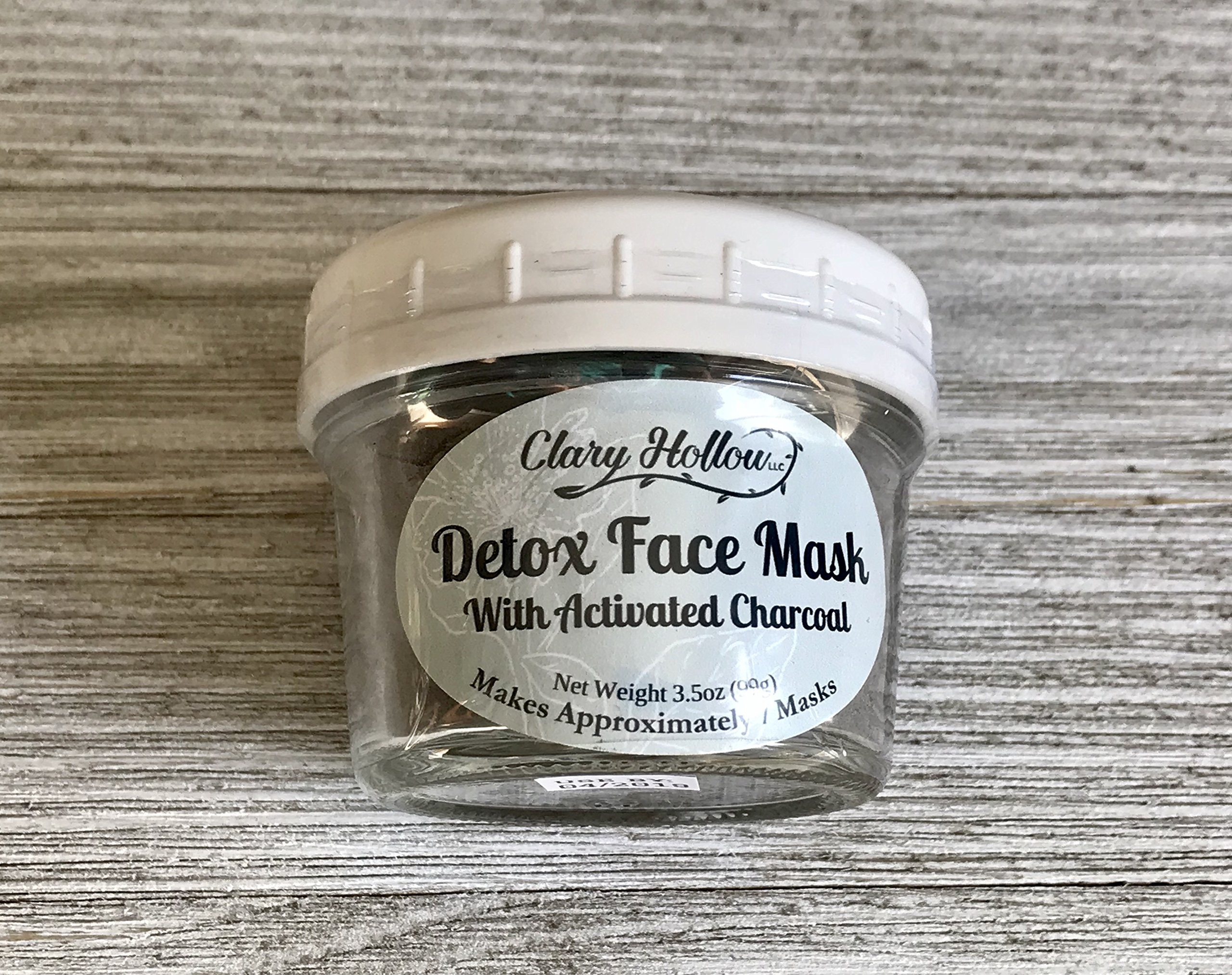 Detox Charcoal Face Mask