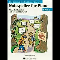 Notespeller for Piano - Book 1: Hal Leonard Student Piano Library (Hal Leonard Student Piano Libary)