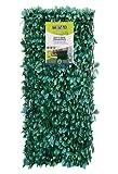 Tenax 1A150277 Siepe artificiale piante 3D, rampicanti, estensibile, 200x 100cm, verde
