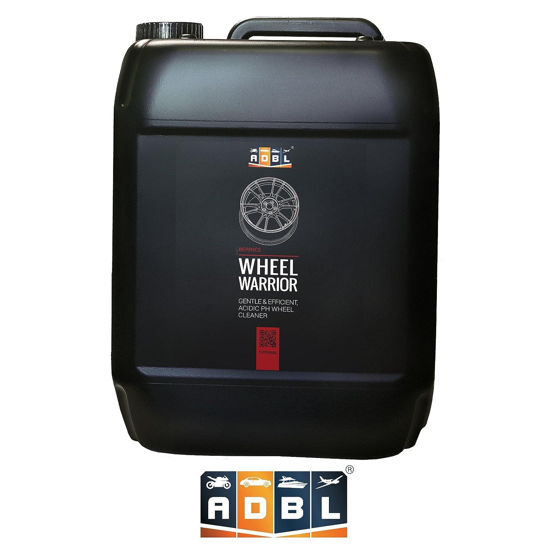 Wheel Warrior 5 L Detergente per cerchi in lega Pulitore Detergente per ruota ADBL